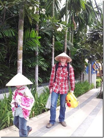 Пешком по Таиланду:)